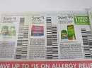 15 Coupons $4/1 Zyrtec 24-45ct 5/11/2019 + $1/1 Benadryl 5/26/2019 + $10/1 Zyrtec or Rhinocort 5/5/2019