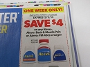 15 Coupons $4/1 Aleve, Aleve Back & Muscle Pain or Aleve PM 5/5/2019