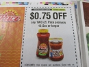 15 Coupons $.75/2 Pace 13.5oz Products 5/28/2019