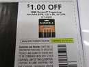 15 Coupons $1/1 Duracell Coppertop  Batteries 5/25/2019