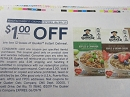 15 Coupons $1/2 Quaker Instant Oatmeal 6/9/2019