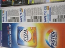 15 Coupons $3/1 Xyzal 10ct or Childrens 5oz + $8/1 Xyzal 35 or 55ct + $10/1 Xyzal 80ct 5/11/2019