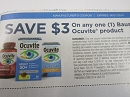 15 Coupons $3/1 Bausch + Lomb Ocuvite 6/27/2019