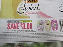 15 Coupons $3/1 Bic Soleil Disposable Razor Pack 5/25/2019
