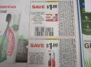 15 Coupons $1/1 Colgate Total, Optic White Enamel Health Toothpatse + $1/1 Colgate 360 or Floss Tip Manual Toothbrush 5/18/2019