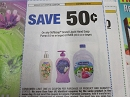 15 Coupons $.50/1 Softsoap Liquid Hand Soap Pump or Refill 5/18/2019