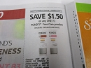 15 Coupons $1.50/1 Pond's Face Care 5/26/2019