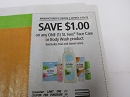 15 Coupons $1/1 St Ives Face Care or Body Wash 5/26/2019