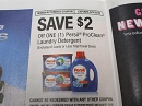 15 Coupons $2/1 Persil ProClean Laundry Detergent 6/9/2019