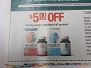 15 Coupons $5/1 Neuriva 30ct 6/30/2019