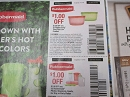 15 Coupons $1/1 Rubbermaid Easy Find Lids + $1/1 Rubbermaid Pitcher Mixermate Carafe Ice Tray or Party Platter 7/7/2019 DND