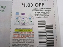 15 Coupons $1/1 Home Made Simple Liquid Laundry Detergent or Fabric Softener 5/25/2019