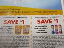 15 Coupons $1/1 Arm & Hammer Power Paks Laundry Detergent + $1/1 In Wash Scent Booster 3/1/2019