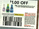 15 Coupons $1/1 Crest Mouthwash 16oz+ 6/8/2019