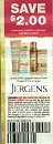 15 Coupons $2/1 Jergens Natural Glow 7.5oz 7/7/2019