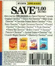 15 Coupons $1/2 Cheerios Cereals 8/10/2019