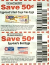 15 Coupons $.50/1 Egglands Best Cage Free Eggs + $.50/1 Eggland's Best Eggs 9/30/2019