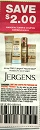 15 Coupons $2/1 Jergens Natural Glow Product 8/4/2019