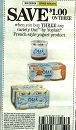 15 Coupons $1/3 Oui by Yoplait French Style Yogurt 9/28/2019