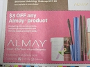 15 Coupons $3/1 any Almay Product 8/31/2019