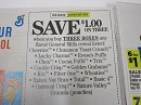 15 Coupons $1/3 General Mills Cereal Cinnamon Toast Crunch Cheerios Lucky Charms 9/21/2019
