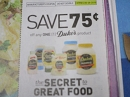 15 Coupons $.75/1 Duke's DND 9/8/2019