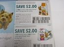 15 Coupons $2/1 Purina Bella Dry Dog Food + $2/6 Trays Bella Wet Dog Food 9/11/2019