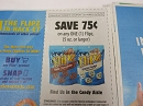 15 Coupons $.75/1 Flipz 10/31/2019