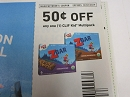15 Coupons $.50/1 Clif Kid Multipack 12/1/2019