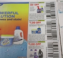 15 Coupons $.50/1 Oxiclean Pretreat + $1/1 Oxiclean Versitaile Stain Remover + $1/1 Oxiclean Odor Blaters White Recover or Dark Protect 9/17/2019
