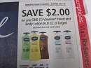 15 Coupons $2/1 Vaseline Hand and Body Lotion 8/31/2019