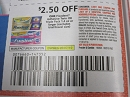 15 Coupons $2.50/1 Fixodent Adhesive Twin or Triple Pack 1.4oz 9/7/2019