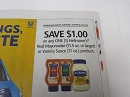 15 Coupons $1/1 Hellmann's Real Mayonnaise 11.5oz or Variety Sauce 11oz 9/22/2019