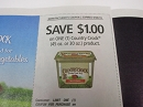 15 Coupons $1/1 Country Crock 30 or 45oz 9/8/2019