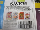 15 Coupons $1/2 Cinnamon Toast Crunch, Lucky Charms Cocoa, Puffs Cereal 10/5/2019