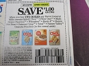 15 Coupons $1/2 Chex, Fiber One, Wheaties, Total, Cereal 10/5/2019
