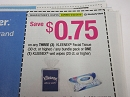 15 Coupons $.75/3 Kleenex Facial Tissue 30ct+ or 1 Wet Wipes 20ct+ 9/22/2019