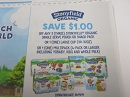 15 Coupons $1/3 Stonyfield Organic Single Service Pouch or Snack Pk, 1 large Cup or 1 4pk Multipack DND 10/19/2019