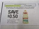 15 Coupons $.50/1 Mazolla Oil or Spray DND 10/27/2019