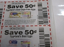 15 Coupons $.50/1 Egglands Best Cage Free Eggs + $.50/1 Eggland's Best Eggs 12/8/2019