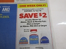15 Coupons $2/1 Aleve or Back & Muscle Pain 40ct or PM 20ct 9/15/2019