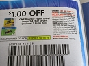 15 Coupons $1/1 Bounty Paper Towels 4ct 10/12/2019