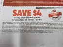 15 Coupons $4/2 Multipacks or Canisters Boost Drink 11/30/2019