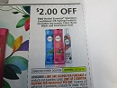 15 Coupons $2/1 Herbal Essences Shampoo Conditioner or Styling 10/19/2019