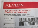 15 Coupons Buy 1 Revlon Lip or Eye Cosmetic Get 1 FREE 11/2/2019