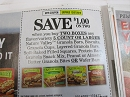 15 Coupons $1/2 Nature Valley Granola Bars Biscuits or Cups 12/7/2019