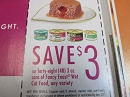 15 Coupons $3/48 Fancy Feast Wet Cat Food 12/13/2019