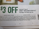 15 Coupons $3/1 Nutro Wholesome Essentials Dry Dog or Cat Food 11/17/2019