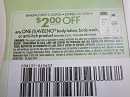 15 Coupons $2/1 Aveeno Body Lotion Wash or Anti Itch 12/15/2019