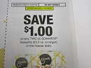 15 Coupons $1/2 Edwards Desserts DND 1/15/2020